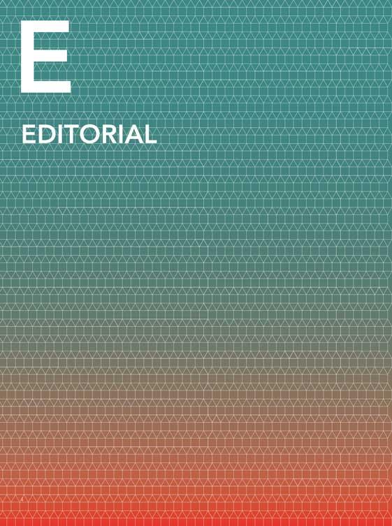Editorial Revista Materia Arquitectura Número 11